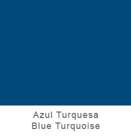 Albercan Azul Turquesa Blue Turquoise