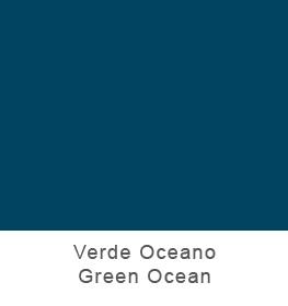 Albercan Verde Oceano Green Ocean