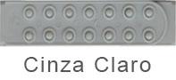REGULADOR PLASTICO SIMPLES CINZA CLARO
