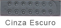REGULADOR PLASTICO SIMPLES CINZA ESCURO