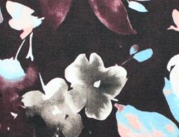 Tecido Estampado Santanense Floral Alícia 6755 A5-EQ