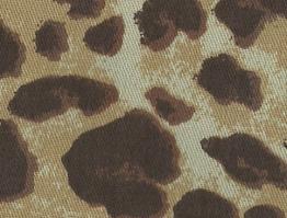 Tecido Estampado Onça