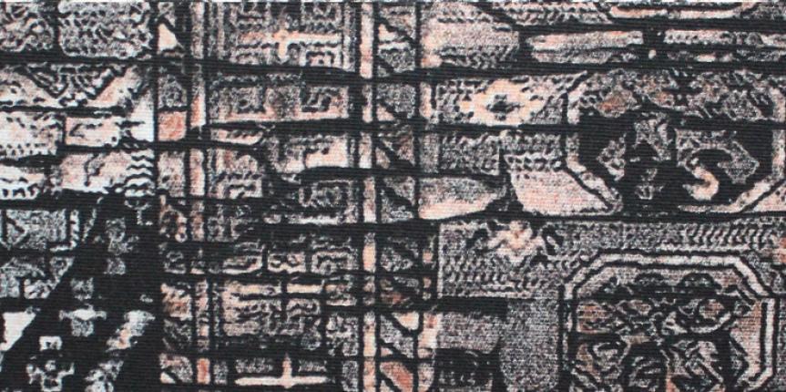 Imagem-Tecido Estampado- Polychrome- Ricardo 6735 A3-SQ