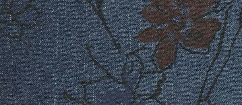 ESTAMPADO SANTANENSE Washable – SARAH 5187 B4 DC
