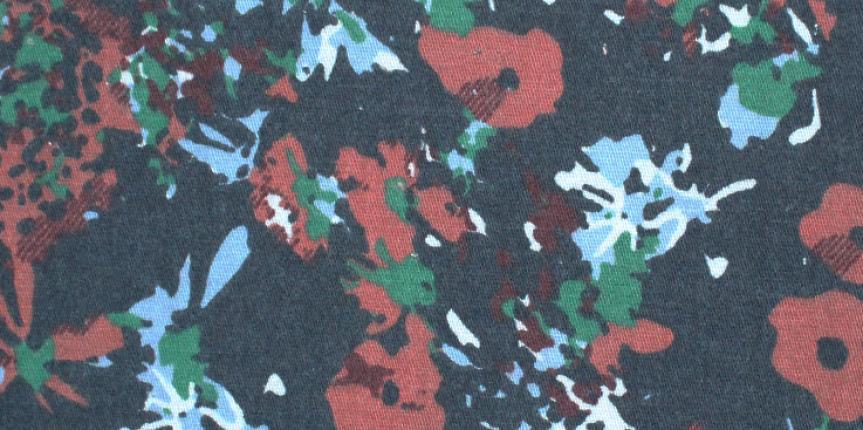 Tecido Estampado Floral Angela 6725 A2-EZ