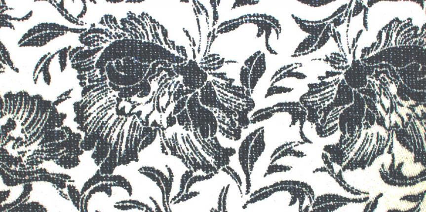 Imagem- Tecido Estampado Floral Angelina 6110 A1-EE