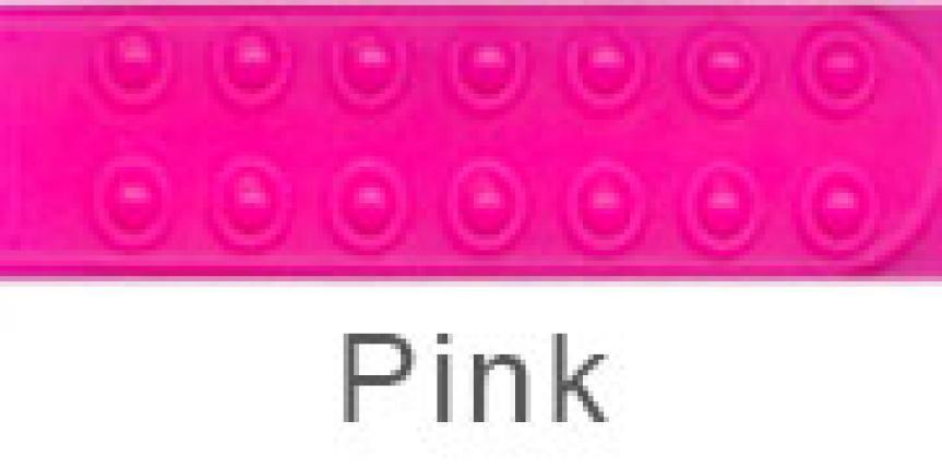 REGULADOR PLASTICO SIMPLES PINK