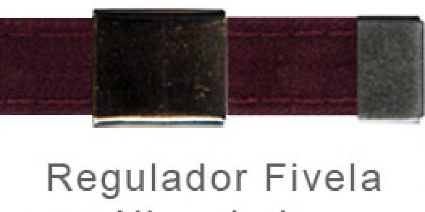 Regulador Fivela Niquelada