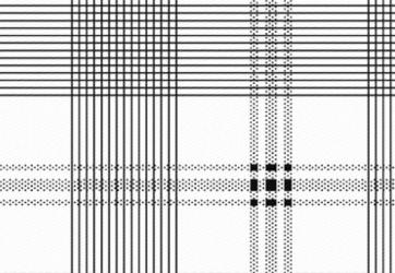 Tecido Paranatex Xadrez 1006